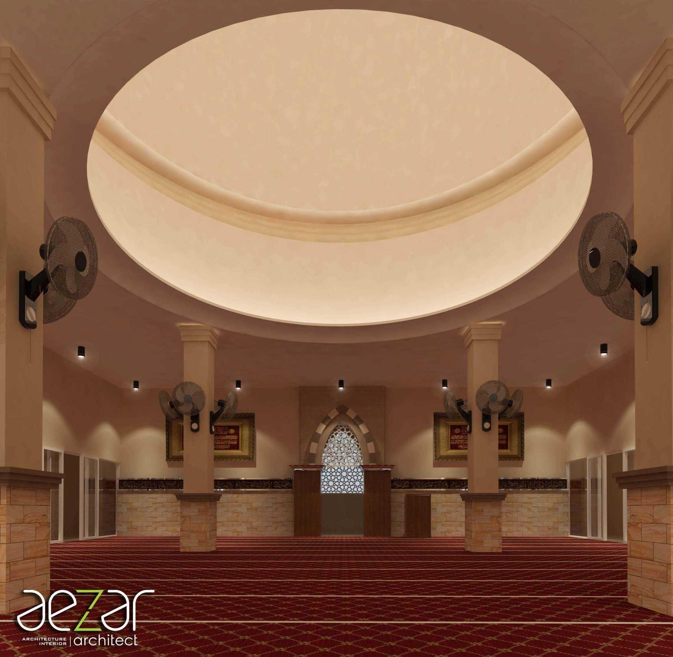 Aezar Architect Baitussalam Mosque Kabupaten Sragen, Jawa Tengah, Indonesia Kabupaten Sragen, Jawa Tengah, Indonesia Interior View  54438