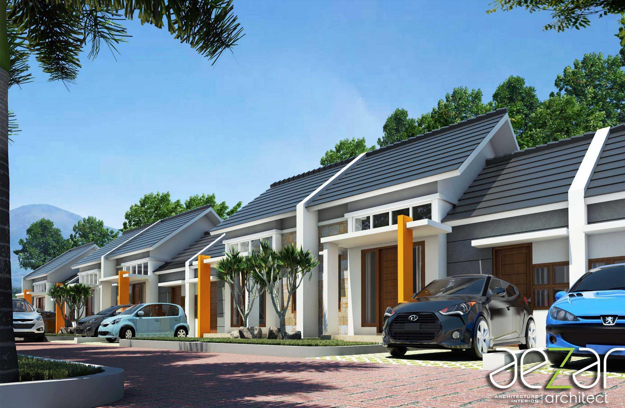 Aezar Architect Perumahan Grand Muktiwari Regency Bekasi, Tambelang, Bekasi, Jawa Barat, Indonesia Bekasi, Tambelang, Bekasi, Jawa Barat, Indonesia Exterior View Minimalis 54449