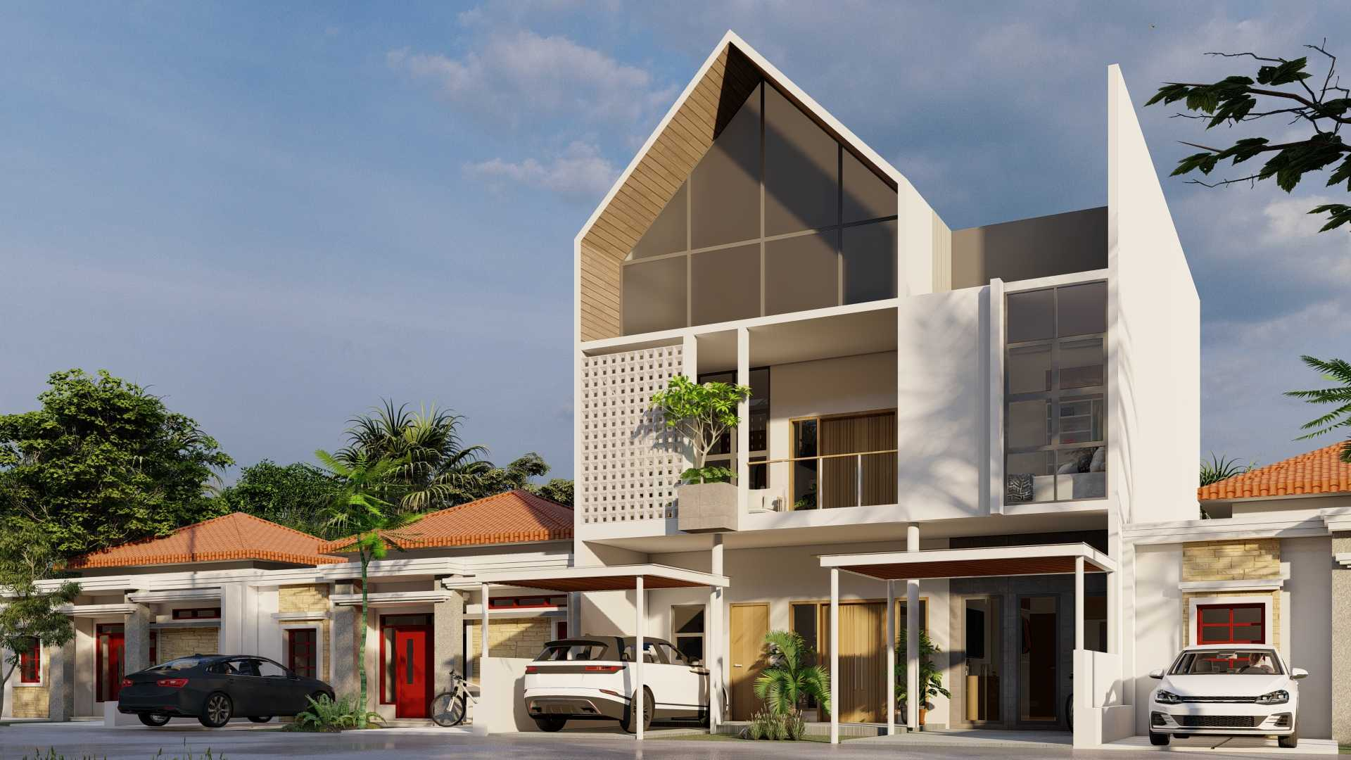 Havia Studio Sh House Bandung, Kota Bandung, Jawa Barat, Indonesia Bandung, Kota Bandung, Jawa Barat, Indonesia Havia-Studio-Sh-House  128463