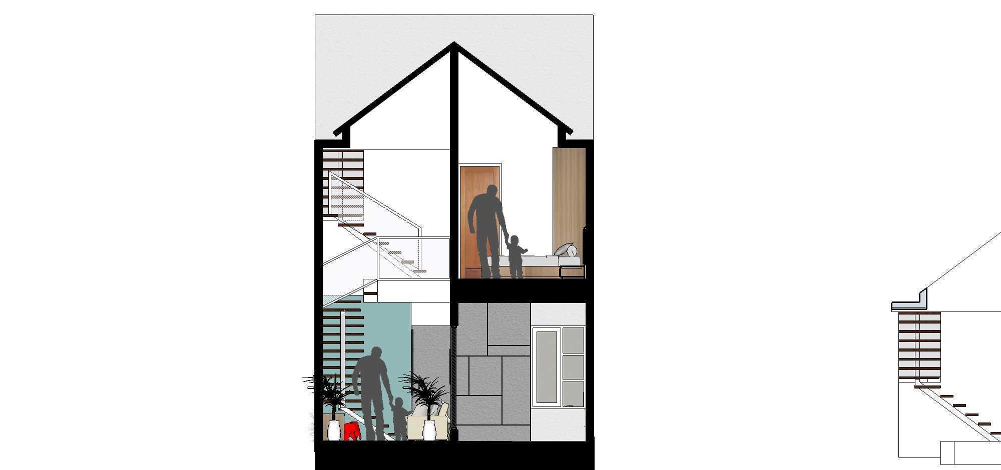 Zigzag Architecture Studio E House - Mampang Hills, Depok Jl. Pramuka Raya Depok No.29, Mampang, Pancoran Mas, Kota Depok, Jawa Barat 16433, Indonesia Jl. Pramuka Raya Depok No.29, Mampang, Pancoran Mas, Kota Depok, Jawa Barat 16433, Indonesia Zigzag-Architecture-Studio-E-House-Mampang-Hills-Depok  63545
