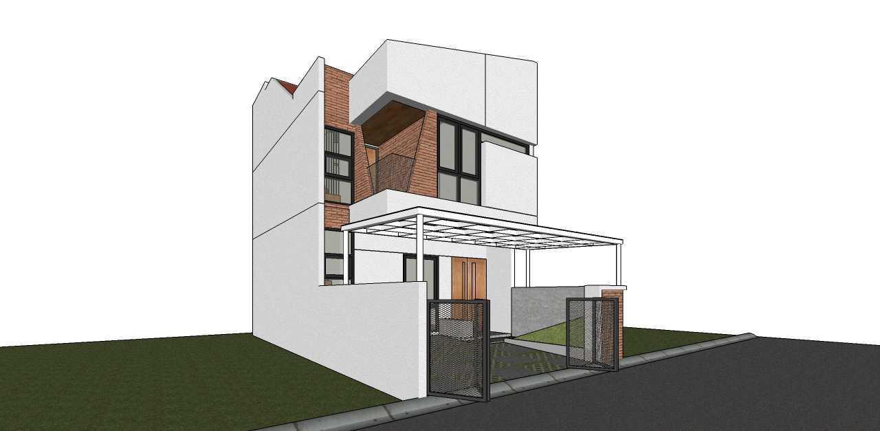 Zigzag Architecture Studio D House - Cibitung Cibitung, Bekasi, Jawa Barat, Indonesia Cibitung, Bekasi, Jawa Barat, Indonesia Zigzag-Architecture-Studio-D-House-Cibitung Kontemporer 56149