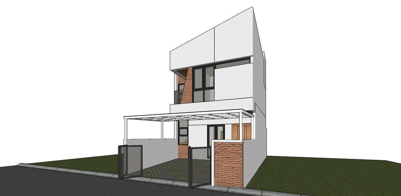 Zigzag Architecture Studio D House - Cibitung Cibitung, Bekasi, Jawa Barat, Indonesia Cibitung, Bekasi, Jawa Barat, Indonesia Zigzag-Architecture-Studio-D-House-Cibitung Kontemporer 56150
