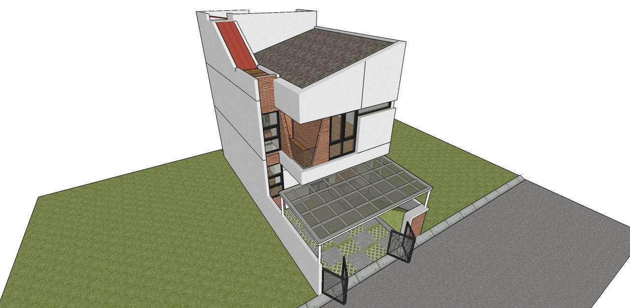 Zigzag Architecture Studio D House - Cibitung Cibitung, Bekasi, Jawa Barat, Indonesia Cibitung, Bekasi, Jawa Barat, Indonesia Zigzag-Architecture-Studio-D-House-Cibitung Kontemporer 56151