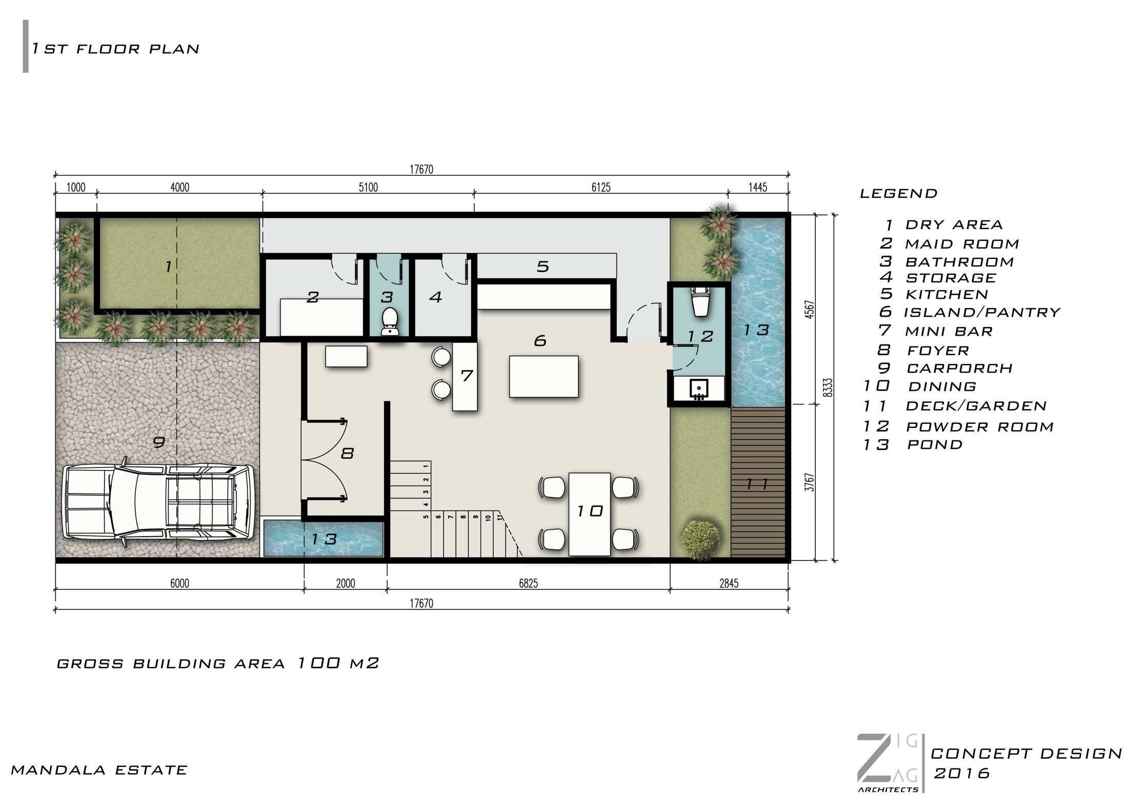 Zigzag Architecture Studio Mandala Estate Ubud, Kabupaten Gianyar, Bali, Indonesia Ubud, Kabupaten Gianyar, Bali, Indonesia Zigzag-Architecture-Studio-Mandala-Estate  56156