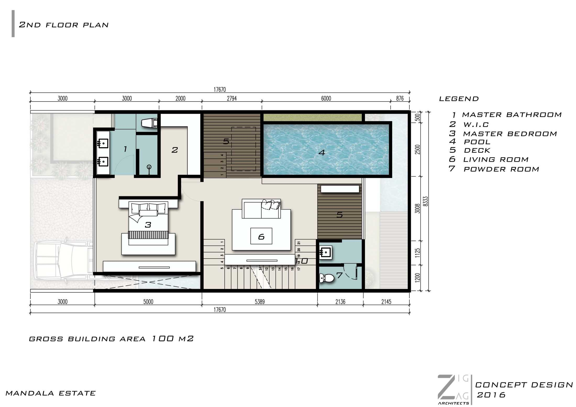 Zigzag Architecture Studio Mandala Estate Ubud, Kabupaten Gianyar, Bali, Indonesia Ubud, Kabupaten Gianyar, Bali, Indonesia Zigzag-Architecture-Studio-Mandala-Estate  56157
