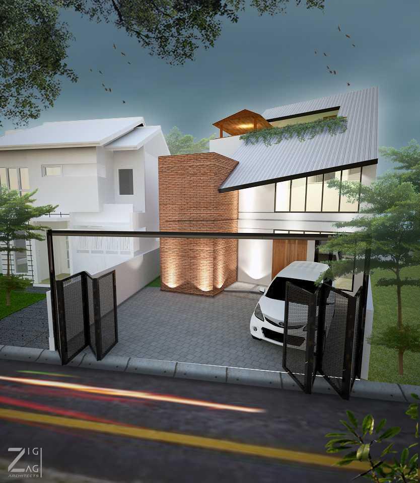 Zigzag Architecture Studio I House - Serpong Garden Cisauk, Tangerang, Banten, Indonesia Cisauk, Tangerang, Banten, Indonesia Zigzag-Architecture-Studio-I-House-Serpong-Garden  56163