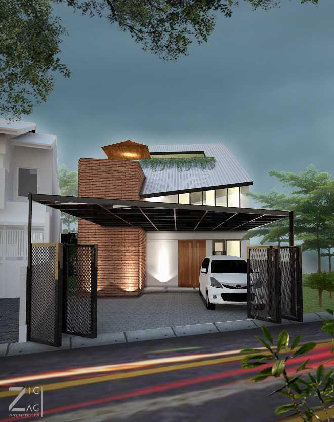 Zigzag Architecture Studio I House - Serpong Garden Cisauk, Tangerang, Banten, Indonesia Cisauk, Tangerang, Banten, Indonesia Zigzag-Architecture-Studio-I-House-Serpong-Garden  56164