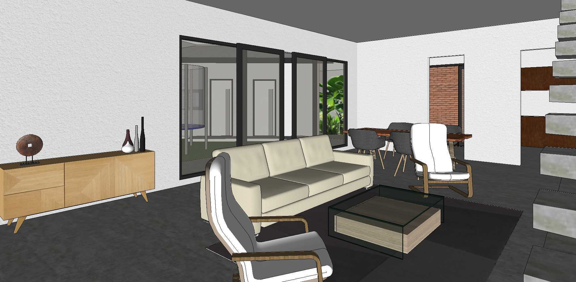 Zigzag Architecture Studio I House - Serpong Garden Cisauk, Tangerang, Banten, Indonesia Cisauk, Tangerang, Banten, Indonesia Zigzag-Architecture-Studio-I-House-Serpong-Garden  56169