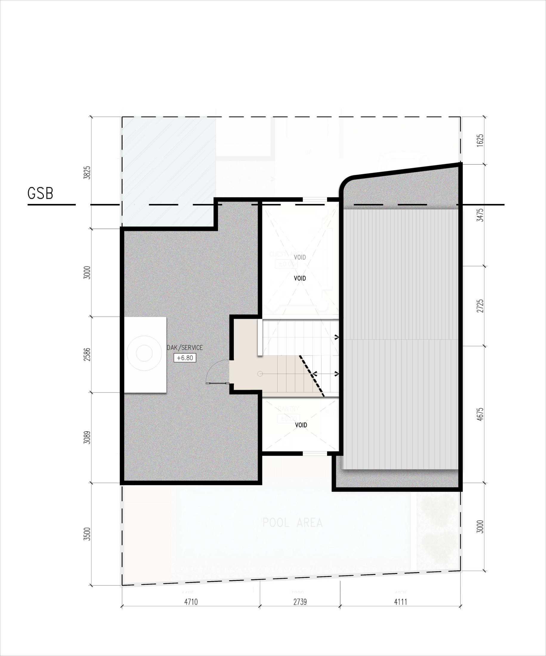 Zigzag Architecture Studio F House Cipinang, Pulo Gadung, Kota Jakarta Timur, Daerah Khusus Ibukota Jakarta, Indonesia Cipinang, Pulo Gadung, Kota Jakarta Timur, Daerah Khusus Ibukota Jakarta, Indonesia Zigzag-Architecture-Studio-F-House  56838