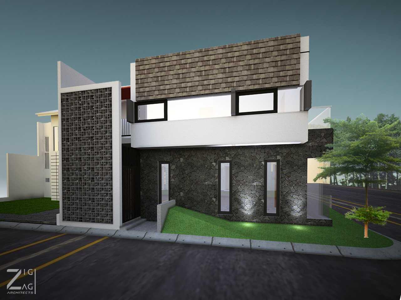 Zigzag Architecture Studio C House - Karawaci Karawaci, Kota Tangerang, Banten, Indonesia Karawaci, Kota Tangerang, Banten, Indonesia Zigzag-Architecture-Studio-C-House-Karawaci  59737