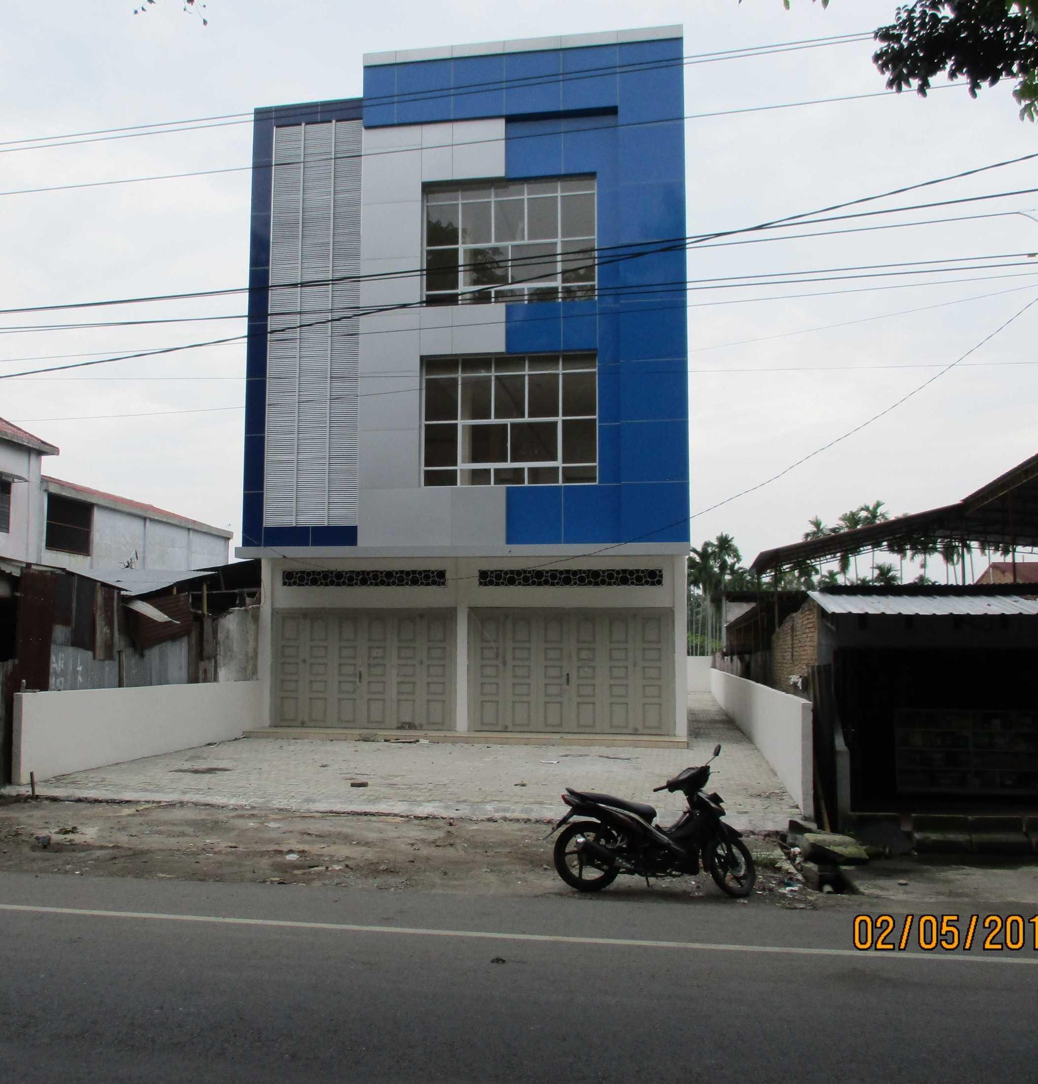 Jasa Design and Build Daniel Tobing di Medan