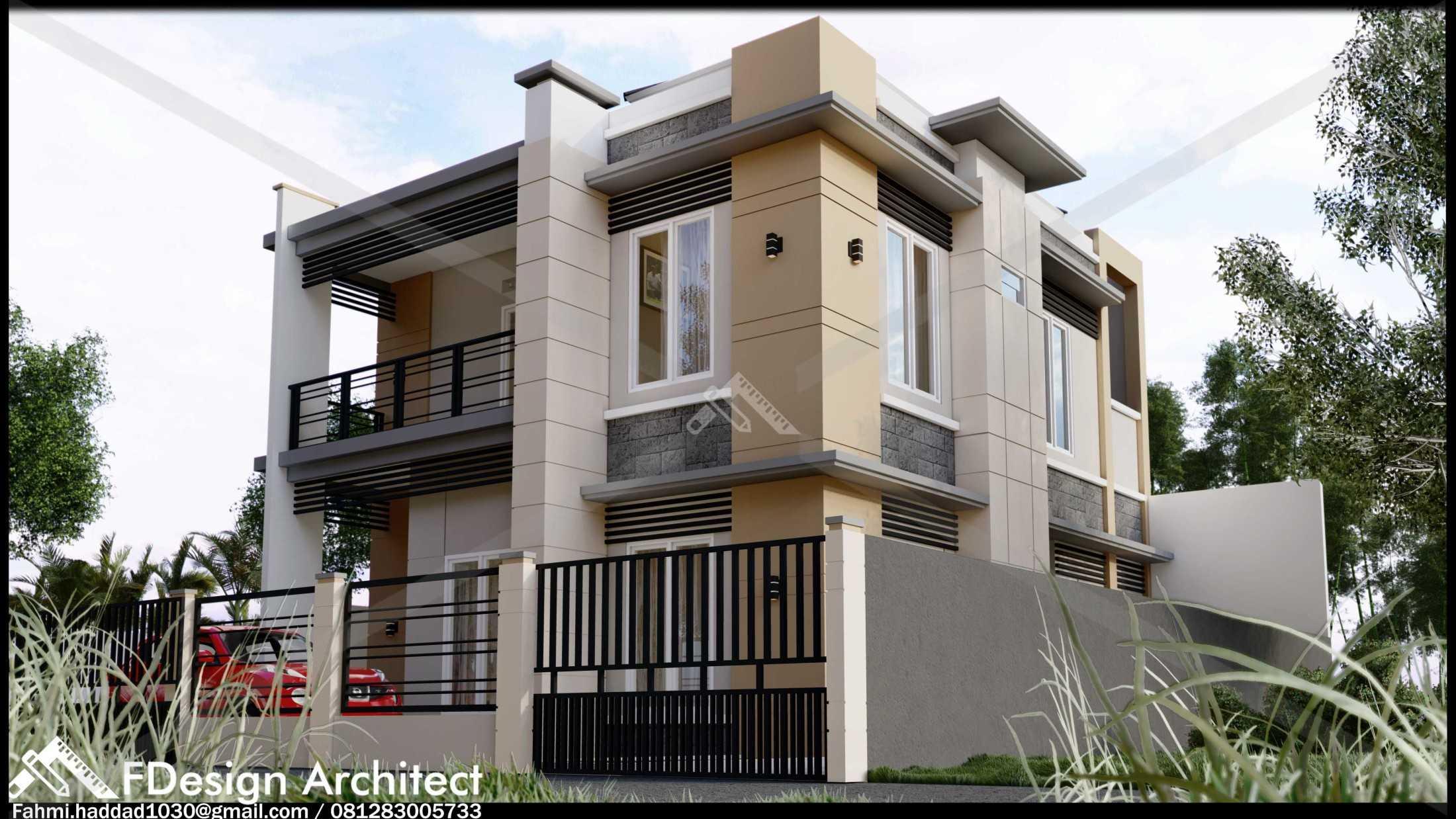 Fdesign Architect Pamulang House Pamulang, Kota Tangerang Selatan, Banten, Indonesia Pamulang, Kota Tangerang Selatan, Banten, Indonesia Fdesign-Architect-Pamulang-House  74945