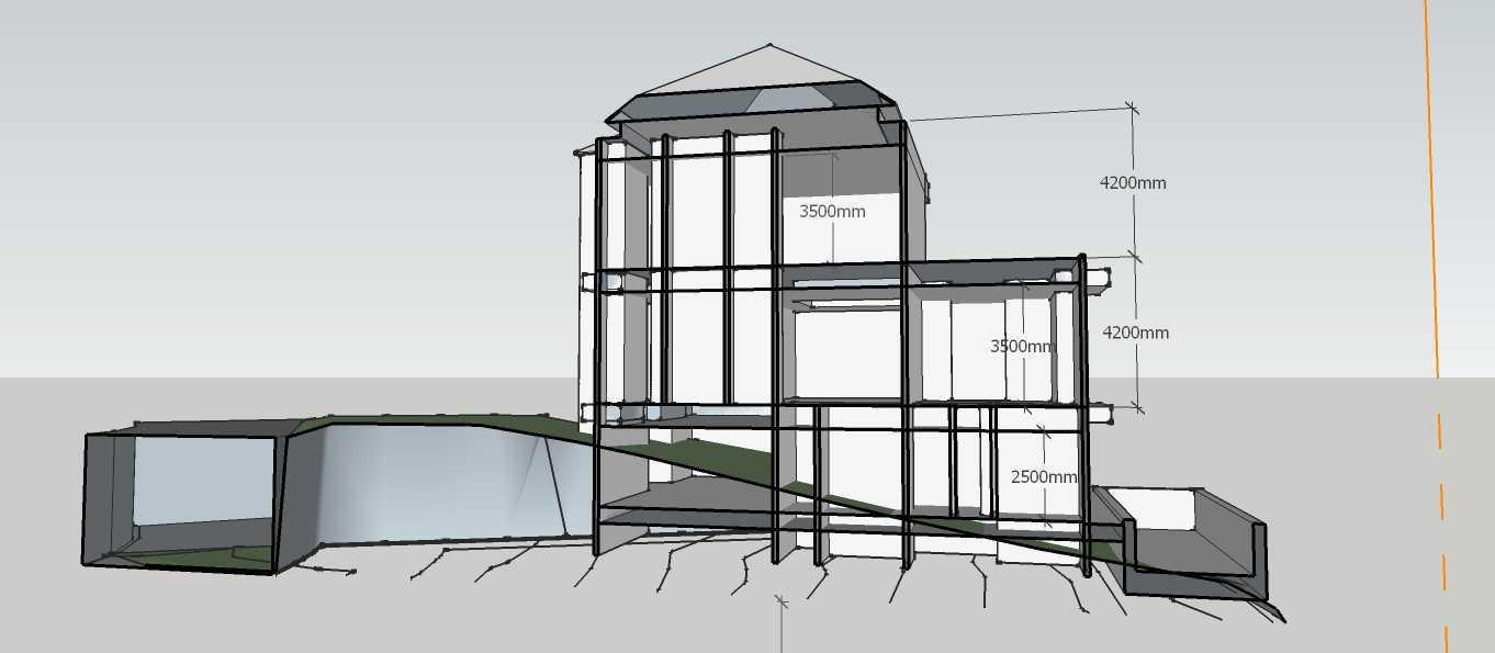 Fdesign Architect Sentul Alaya House Sentul, Babakan Madang, Bogor, Jawa Barat, Indonesia Sentul, Babakan Madang, Bogor, Jawa Barat, Indonesia Fdesign-Architect-Sentul-Alaya-House  62303