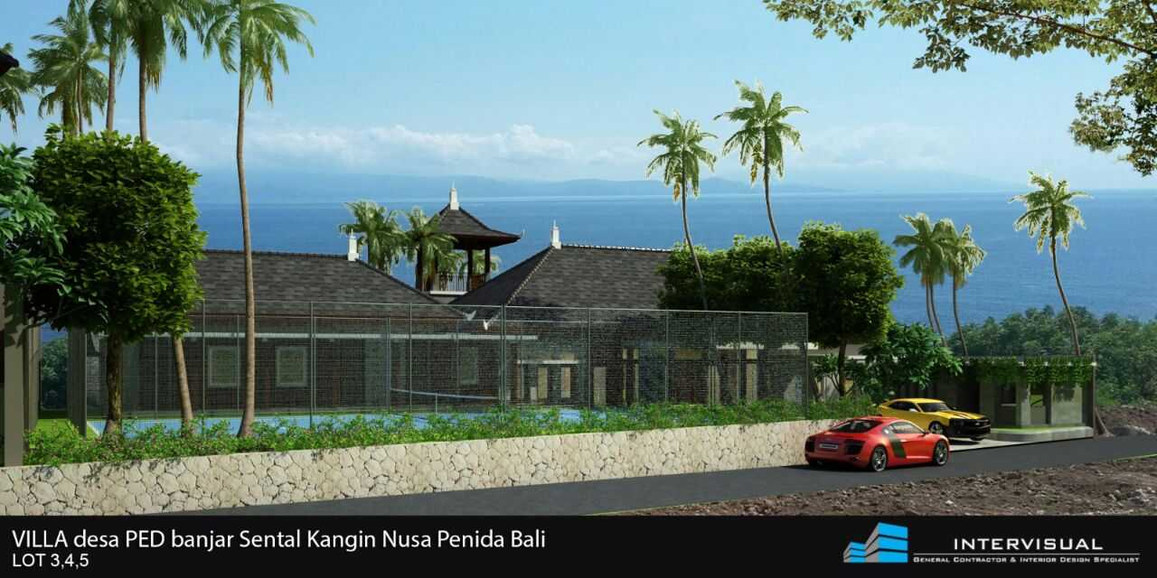 Jasa Kontraktor PT Cipta Anta Visual (Intervisual) di Klungkung