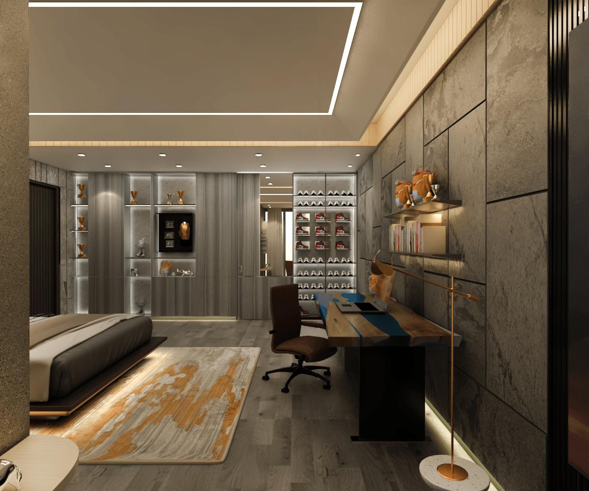 Mimic Concept Mr. R - Son's Bedroom Kec. Menteng, Kota Jakarta Pusat, Daerah Khusus Ibukota Jakarta, Indonesia Kuningan, Karet Kuningan, Setia Budi, Kota Jakarta Selatan, Daerah Khusus Ibukota Jakarta, Indonesia Cabinet  89008