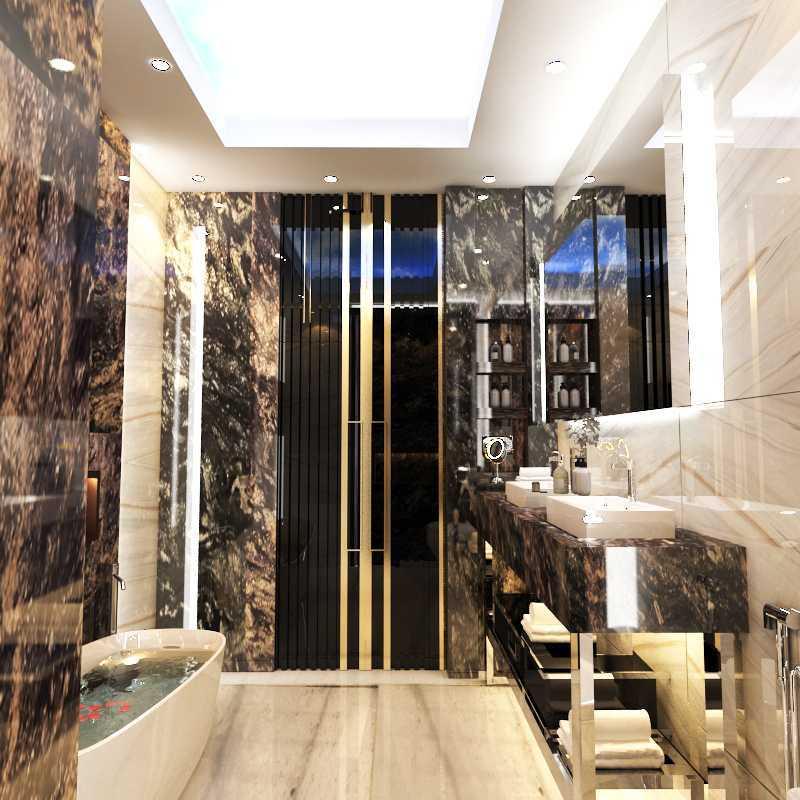 Mimic Concept Apartment - Bathroom Pluit, Penjaringan, Kota Jkt Utara, Daerah Khusus Ibukota Jakarta, Indonesia Pluit, Penjaringan, Kota Jkt Utara, Daerah Khusus Ibukota Jakarta, Indonesia Mimic-Concept-Apartment-Bathroom  55375