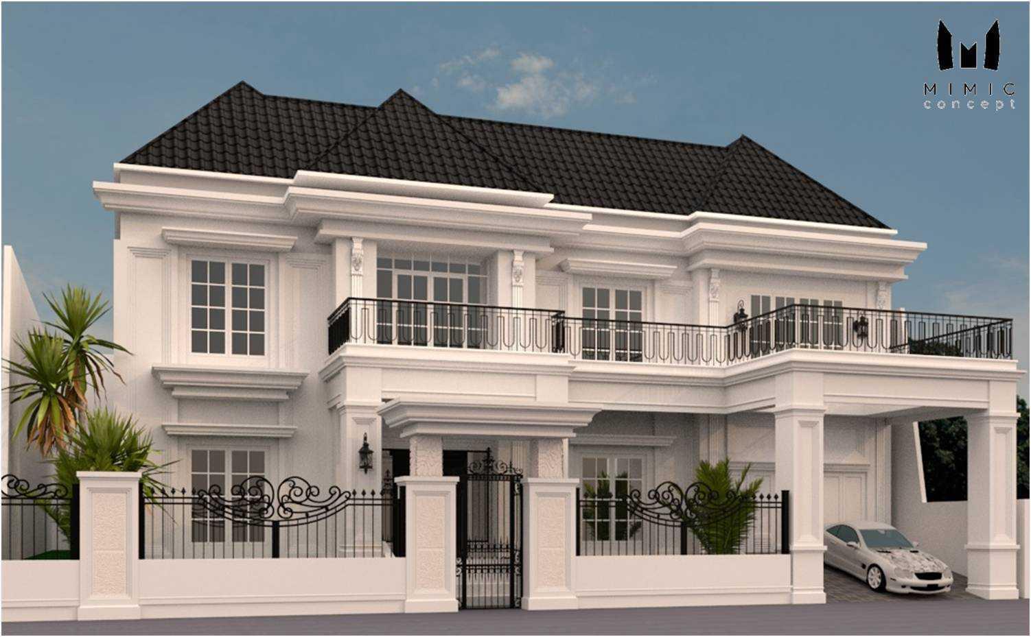 Jasa Arsitek Mimic Concept di Jakarta Utara