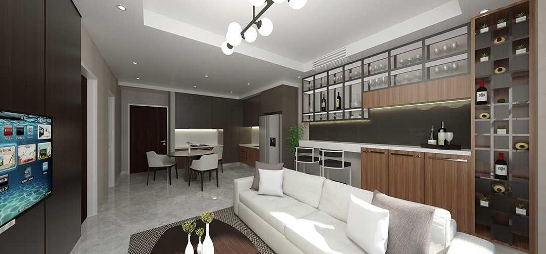 Project The Lana Apartement desain arsitek oleh Kotak ...