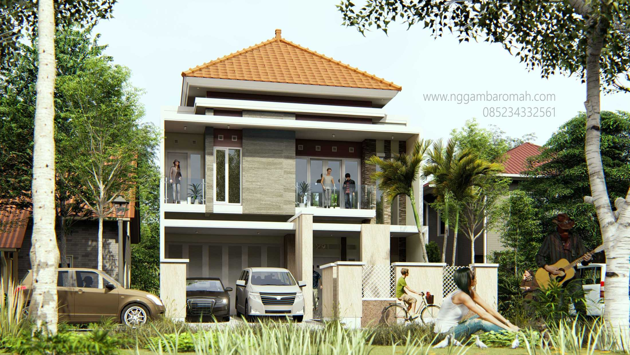 Nggambar Omah | design and build di Jombang
