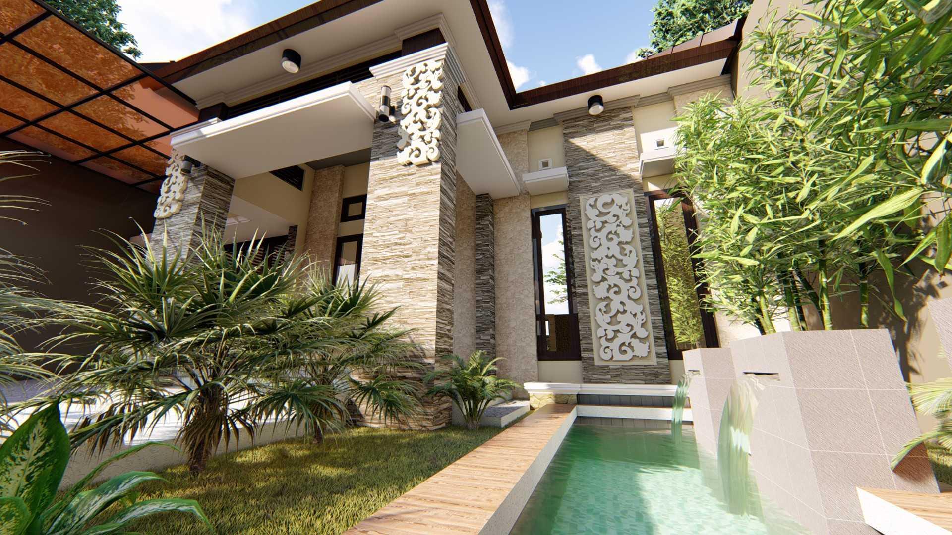 Nggambar Omah   Design And Build The Nusapenida House Blitar, Jawa Timur, Indonesia Blitar, Jawa Timur, Indonesia Fasad Depan  57042