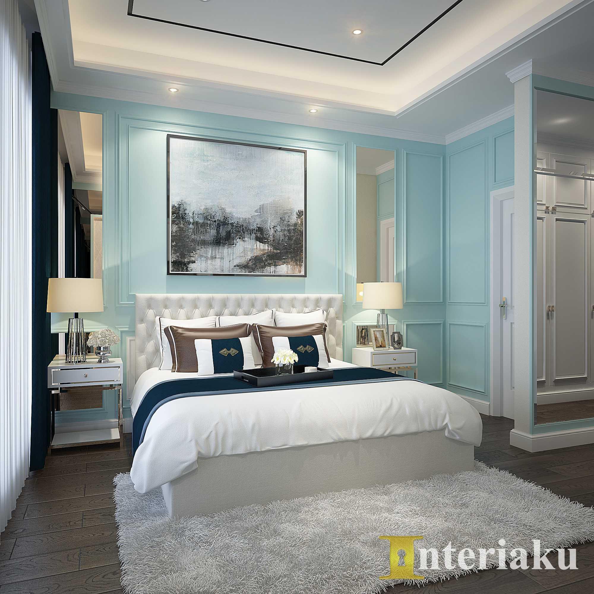 Interiaku Classic Minimalist Bedroom Kabupaten Ciamis, Jawa Barat, Indonesia Kabupaten Ciamis, Jawa Barat, Indonesia Interiaku-Classic-Minimalist-Bedroom  67911