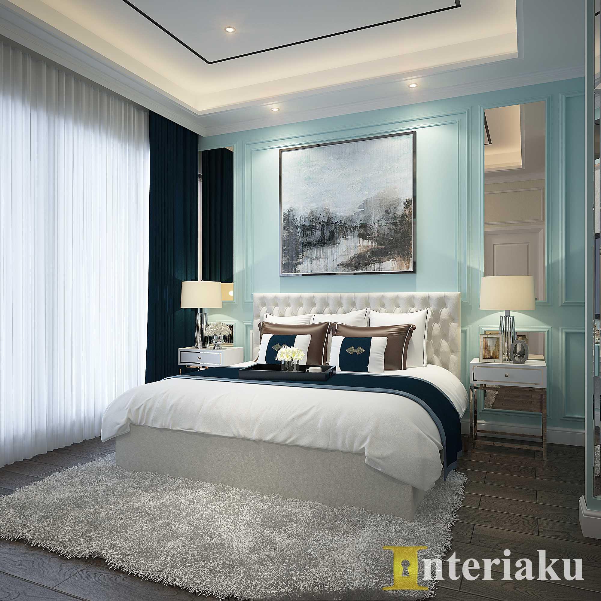 Interiaku Classic Minimalist Bedroom Kabupaten Ciamis, Jawa Barat, Indonesia Kabupaten Ciamis, Jawa Barat, Indonesia Interiaku-Classic-Minimalist-Bedroom  67913