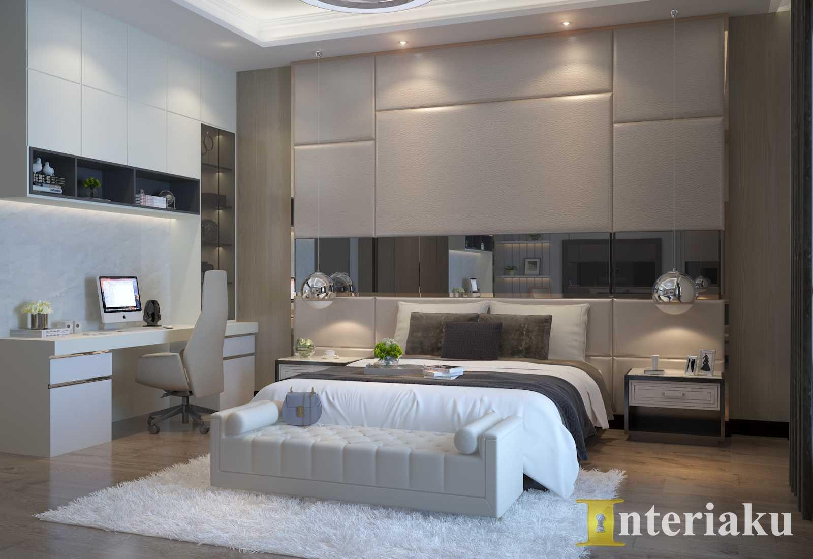 Interiaku Modern Bedroom Pontianak, Kota Pontianak, Kalimantan Barat, Indonesia Pontianak, Kota Pontianak, Kalimantan Barat, Indonesia Interiaku-Modern-Bedroom  67915