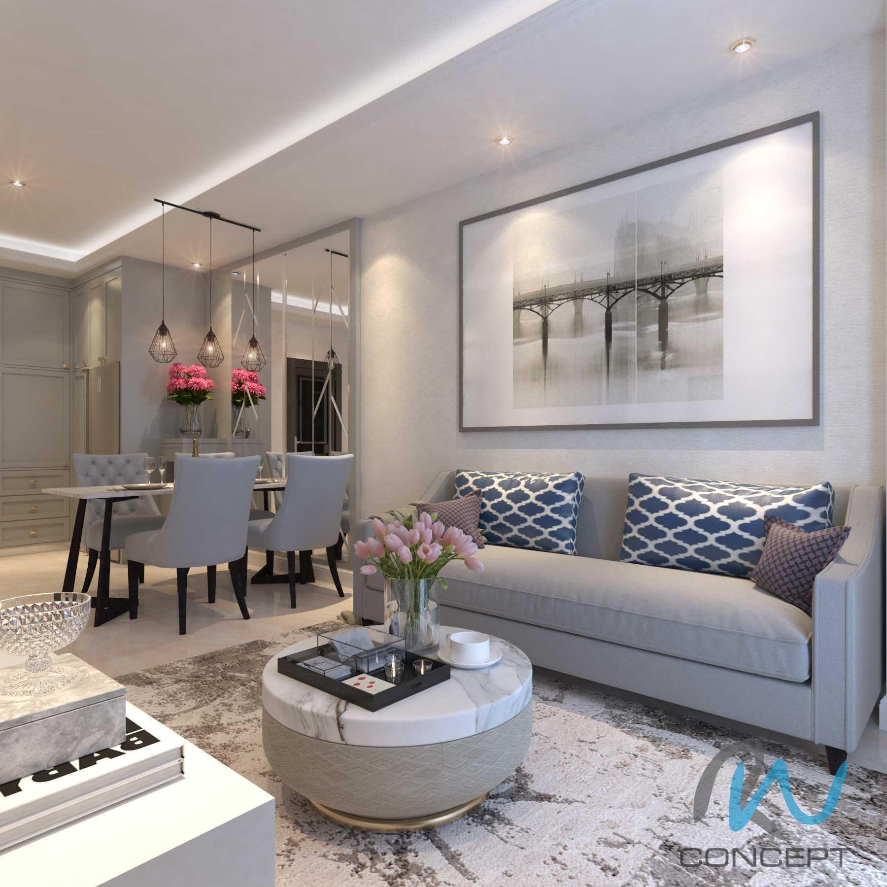 Interiaku Casa Grande Residence - Living Room Jakarta, Daerah Khusus Ibukota Jakarta, Indonesia Jakarta, Daerah Khusus Ibukota Jakarta, Indonesia Rw-Concept-Casa-Grande-Residence-Living-Room  61832