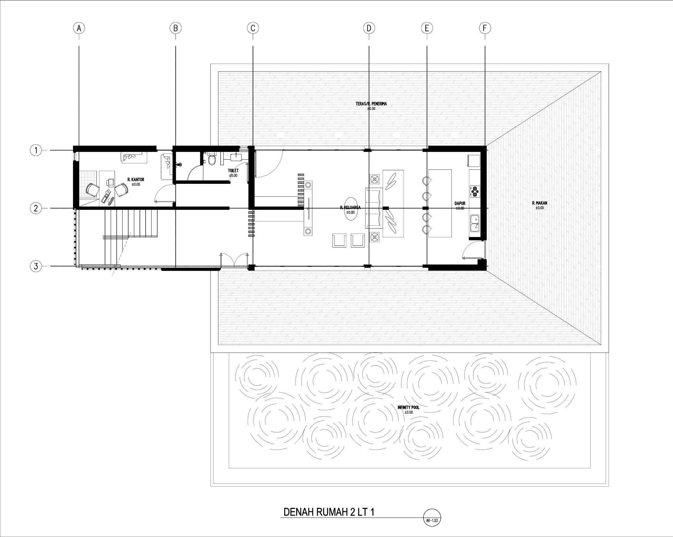 Gubah Ruang Ms House Kabupaten Garut, Jawa Barat, Indonesia Kabupaten Garut, Jawa Barat, Indonesia Gubah-Ruang-Studio-Ms-House  59338