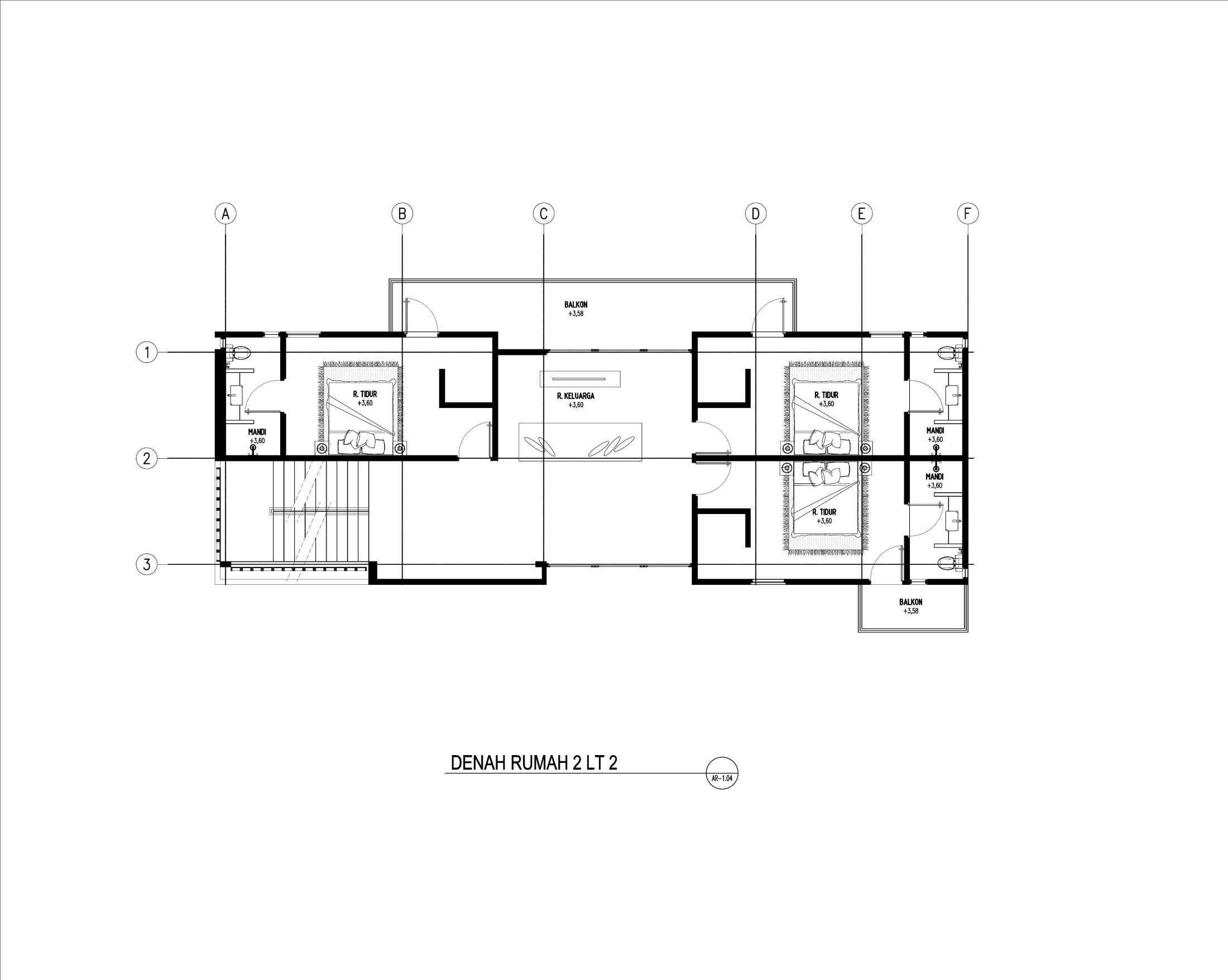 Gubah Ruang Ms House Kabupaten Garut, Jawa Barat, Indonesia Kabupaten Garut, Jawa Barat, Indonesia Gubah-Ruang-Studio-Ms-House  59339