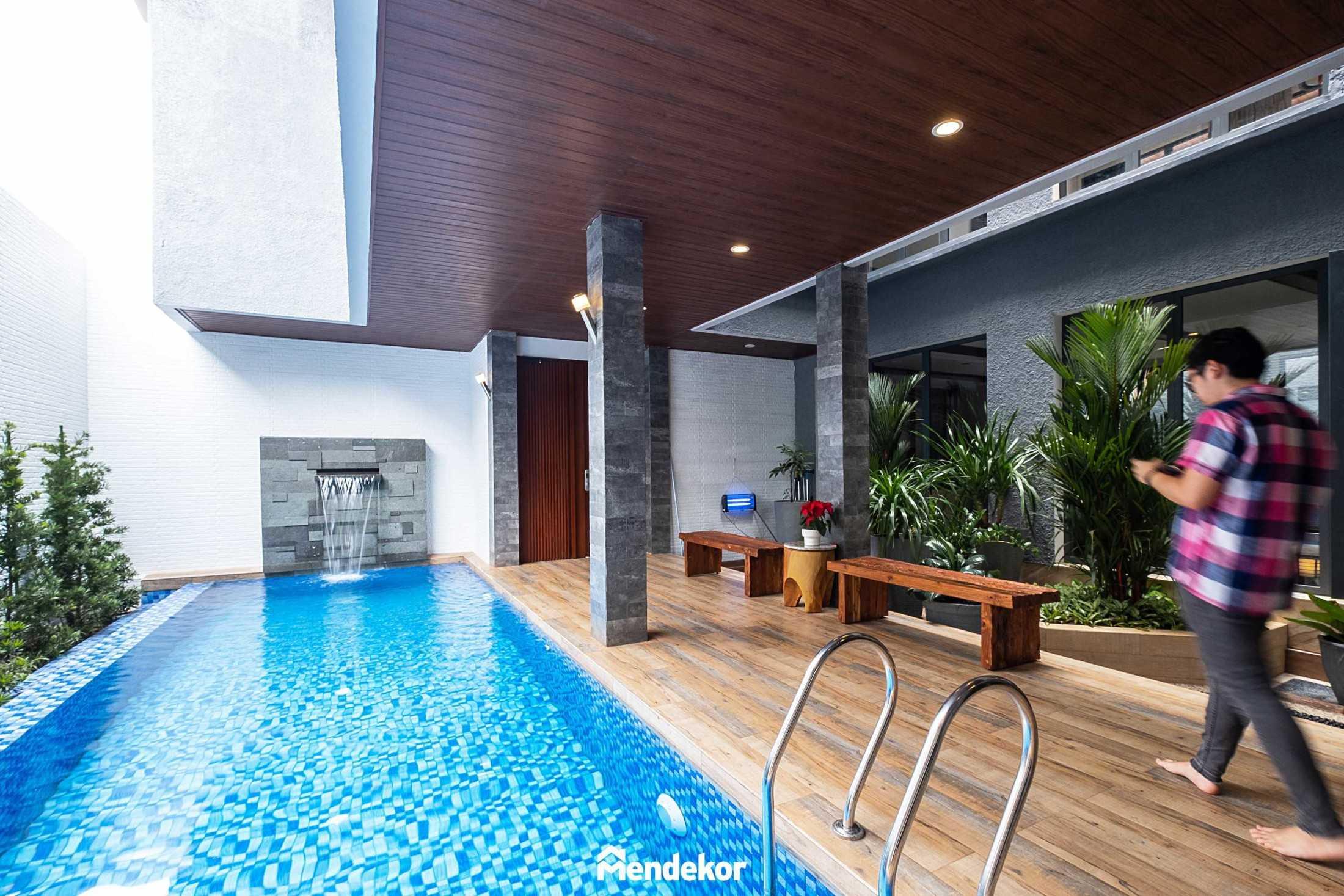 Mendekor Kampung Bali Residence Daerah Khusus Ibukota Jakarta, Indonesia Daerah Khusus Ibukota Jakarta, Indonesia Taman  67656