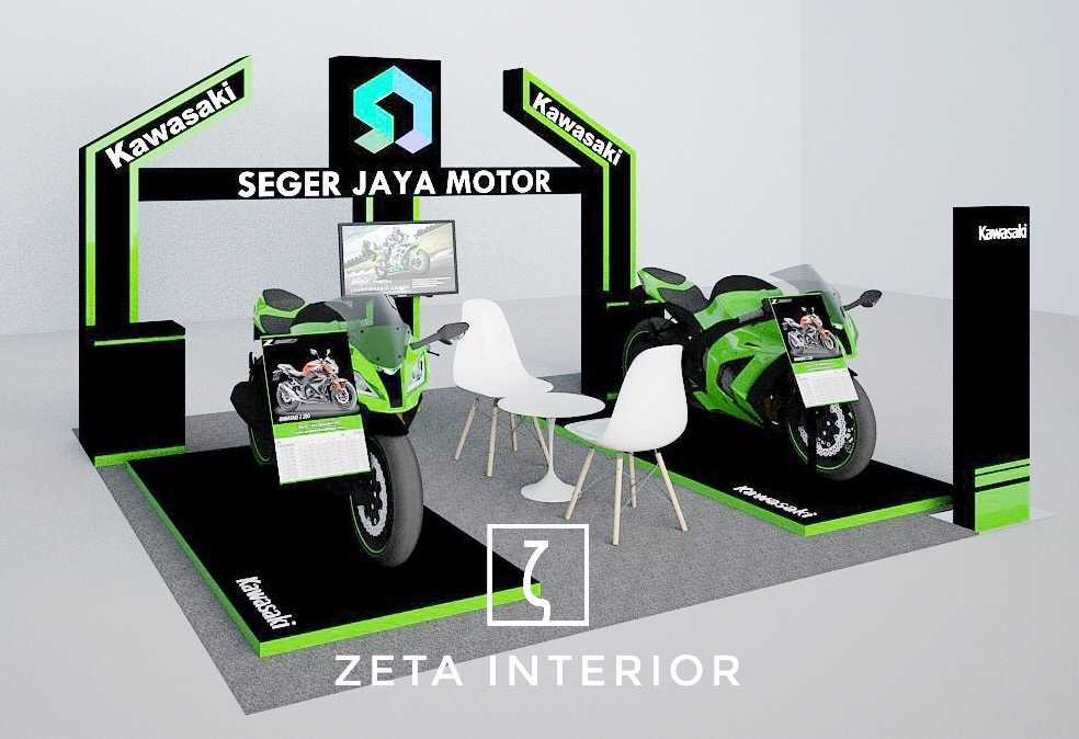 zeta interior design di Tuban