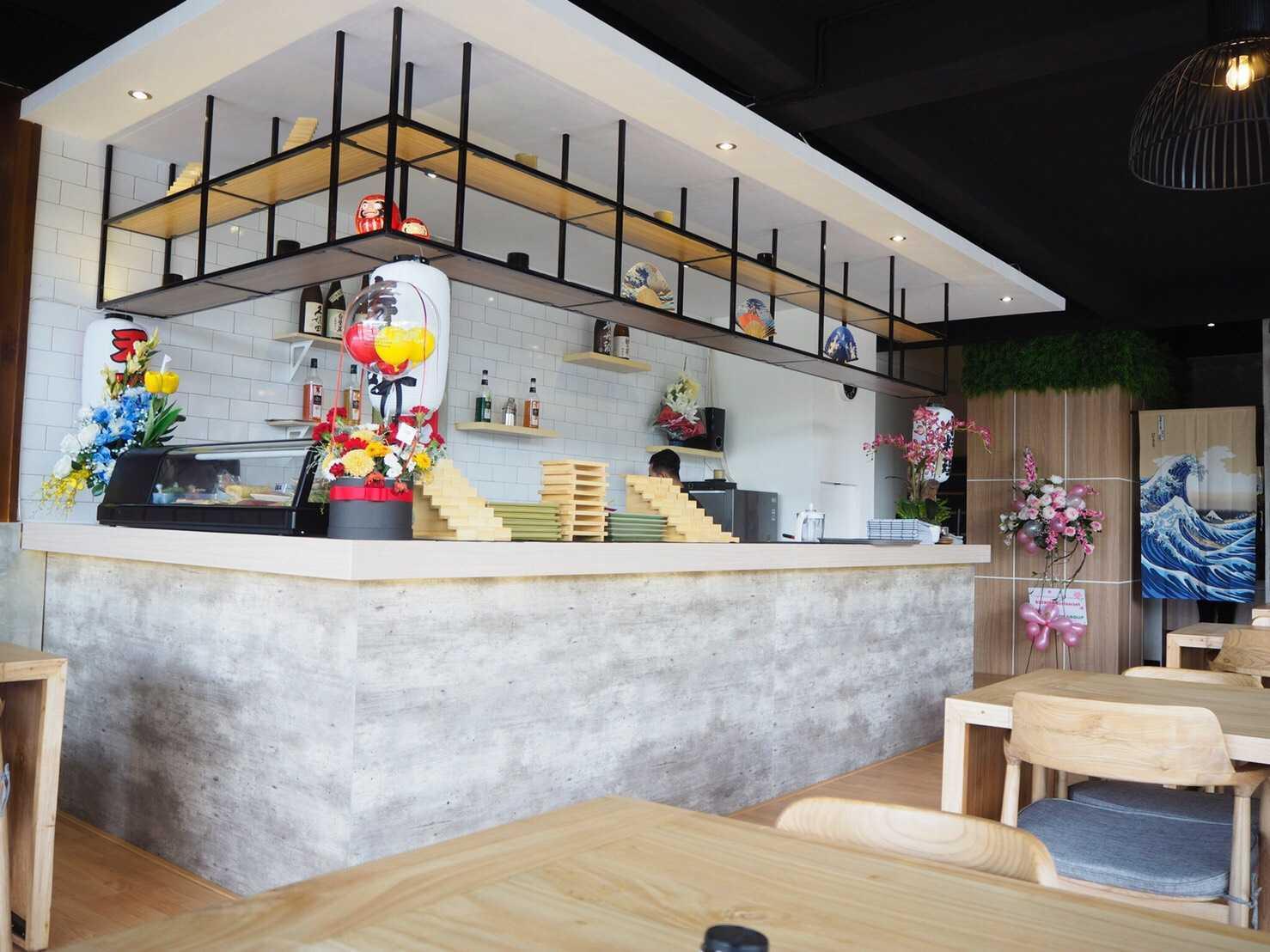 Zeta Interior Design Kushiro Japanese Restaurant Surabaya, Kota Sby, Jawa Timur, Indonesia Surabaya, Kota Sby, Jawa Timur, Indonesia Zeta-Interior-Design-Kushiro-Japanese-Restaurant  75763