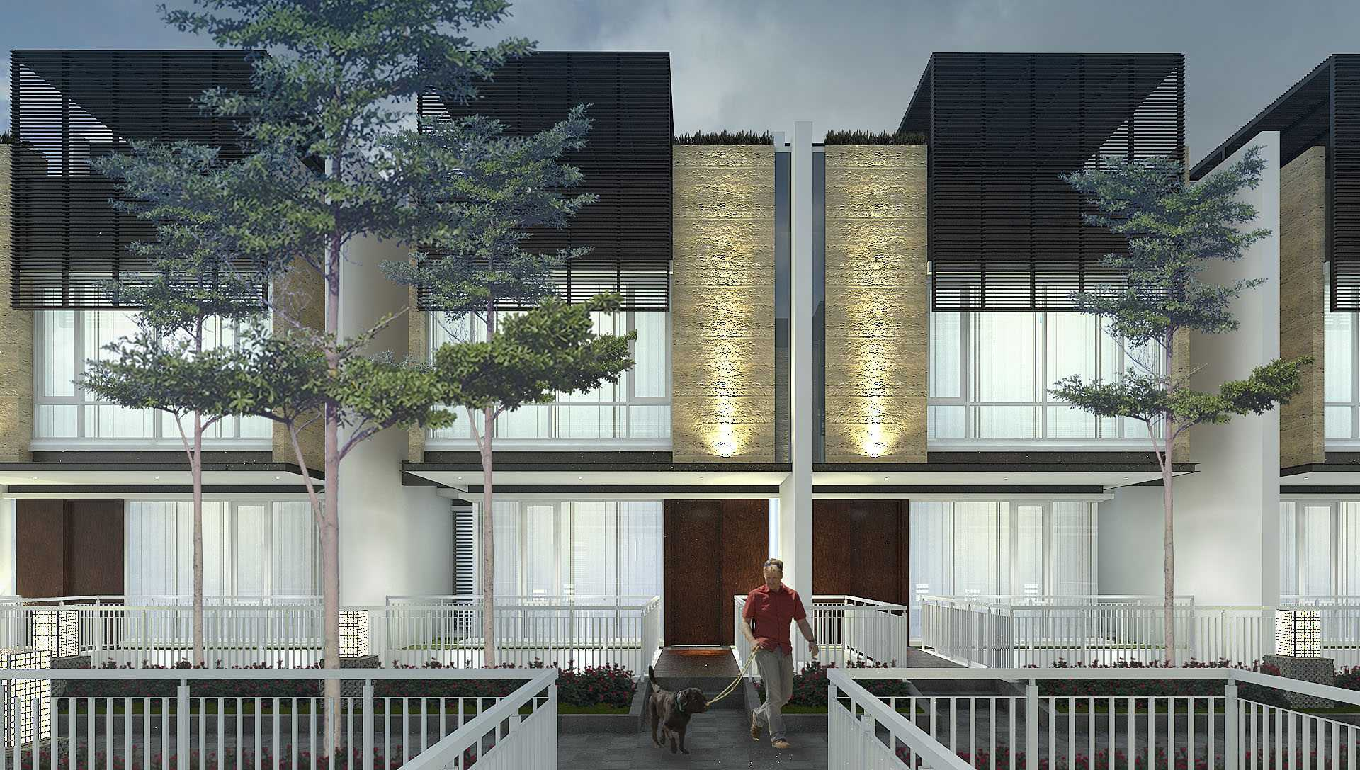 Pj Architects P11 House Karang Tengah, Kota Tangerang, Banten, Indonesia Karang Tengah, Kota Tangerang, Banten, Indonesia Perezjanuar-Architects-P11-House  55579