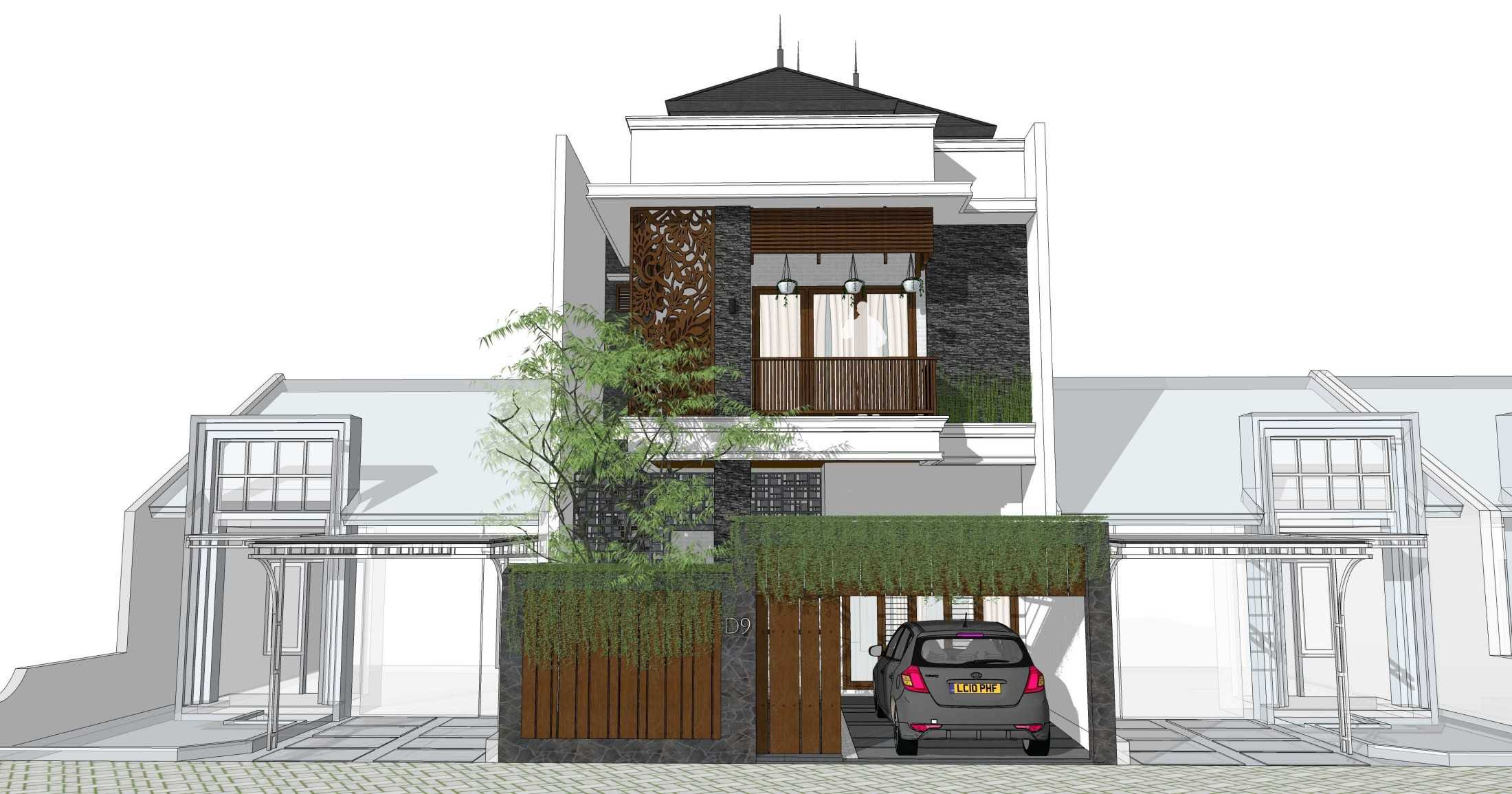 Miv Architect (Alfachri Kamarullah) El + House Barombong, Tamalate, Kota Makassar, Sulawesi Selatan, Indonesia Barombong, Tamalate, Kota Makassar, Sulawesi Selatan, Indonesia Alfachri-Kamarullah-El-House  59754