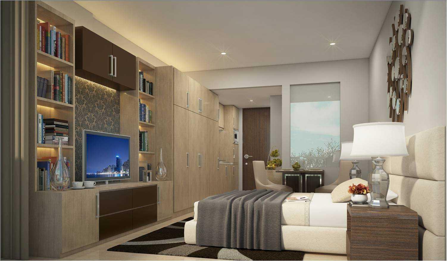 Mozaik Interior Bedroom Interiors Cibitung, Bekasi, Jawa Barat, Indonesia Cibitung, Bekasi, Jawa Barat, Indonesia Mozaik-Interior-Bedroom-Interiors  55411