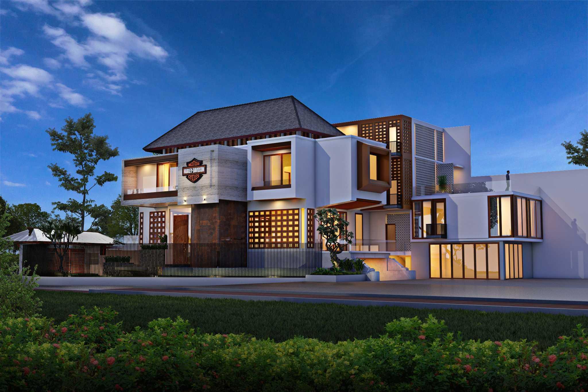 Jasa Design and Build Mata Air Persada di Bekasi