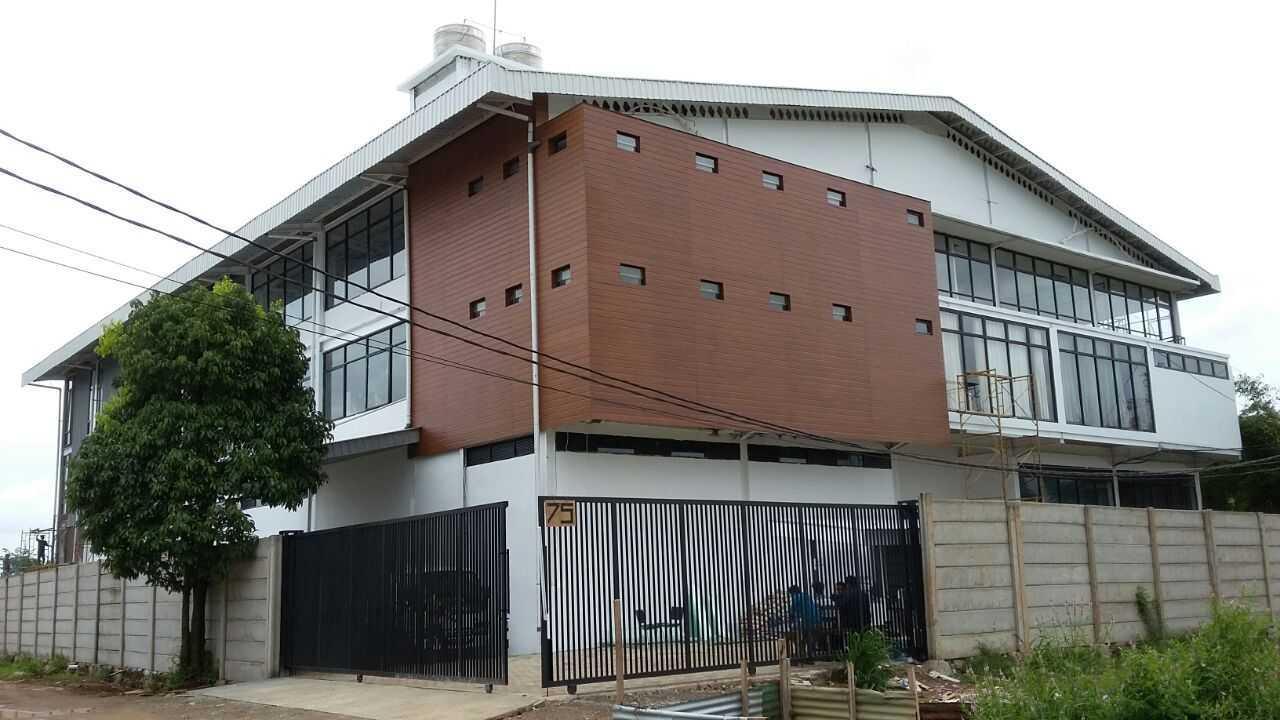 Project Gudang Pt Mwn Desain Arsitek Oleh Darmawangsa Design Development Arsitag