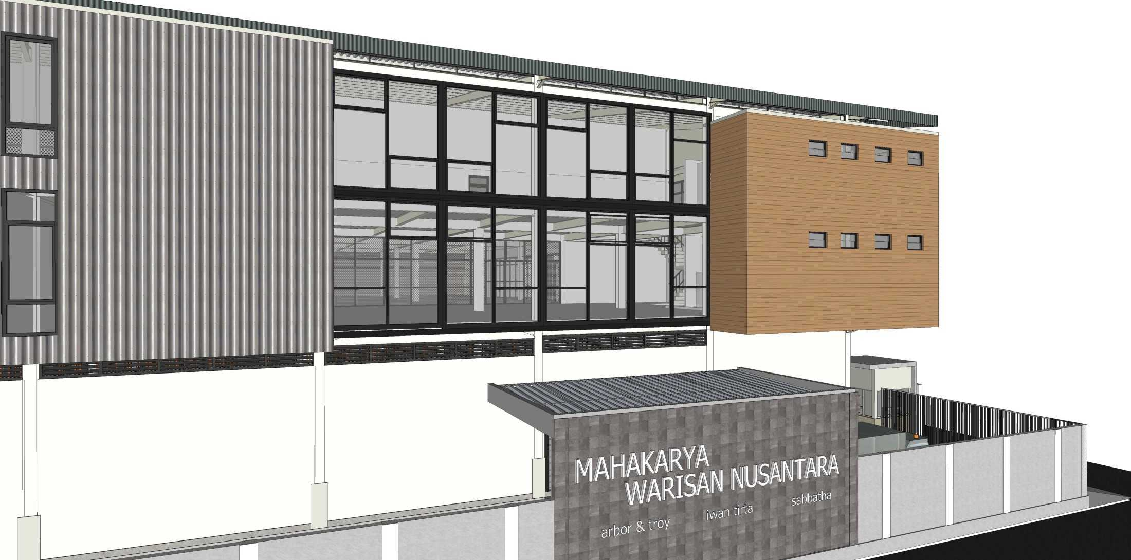 Darmawangsa Design & Development Gudang Pt. Mwn Serua, Bojongsari, Kota Depok, Jawa Barat, Indonesia Serua, Bojongsari, Kota Depok, Jawa Barat, Indonesia Darmawangsa-Design-Development-Gudang-Pt-Mwn Minimalist 57818