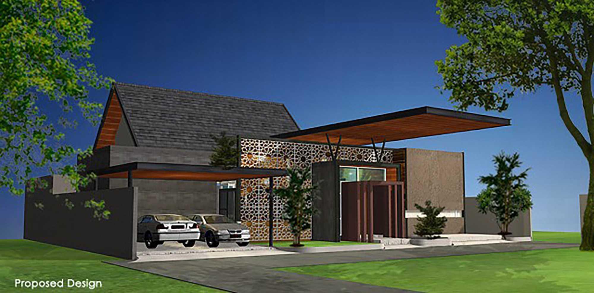 Alfaiz Design D+A House Pucang, Bawang, Banjarnegara, Jawa Tengah, Indonesia Pucang, Bawang, Banjarnegara, Jawa Tengah, Indonesia Alfaiz-Design-Da-House Modern 100540