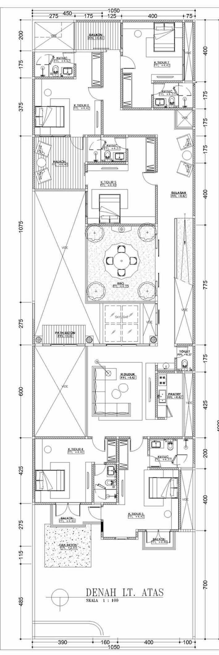 Alfaiz Design Rumah Klasik @ Tebet Kec. Tebet, Kota Jakarta Selatan, Daerah Khusus Ibukota Jakarta, Indonesia Kec. Tebet, Kota Jakarta Selatan, Daerah Khusus Ibukota Jakarta, Indonesia Alfaiz-Design-Rumah-Klasik-Tebet  101620