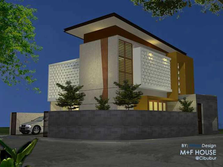 Alfaiz Design M+F House Bekasi, Kota Bks, Jawa Barat, Indonesia Bekasi, Kota Bks, Jawa Barat, Indonesia Alfaiz-Design-Mf-House  102764