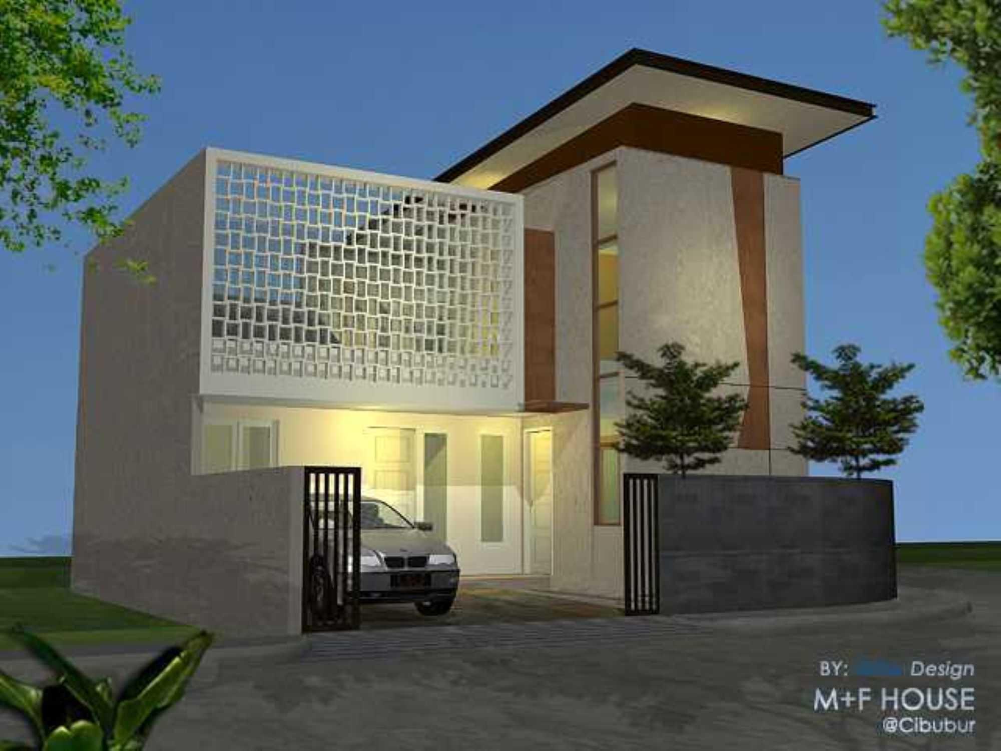 Alfaiz Design M+F House Bekasi, Kota Bks, Jawa Barat, Indonesia Bekasi, Kota Bks, Jawa Barat, Indonesia Alfaiz-Design-Mf-House  102765