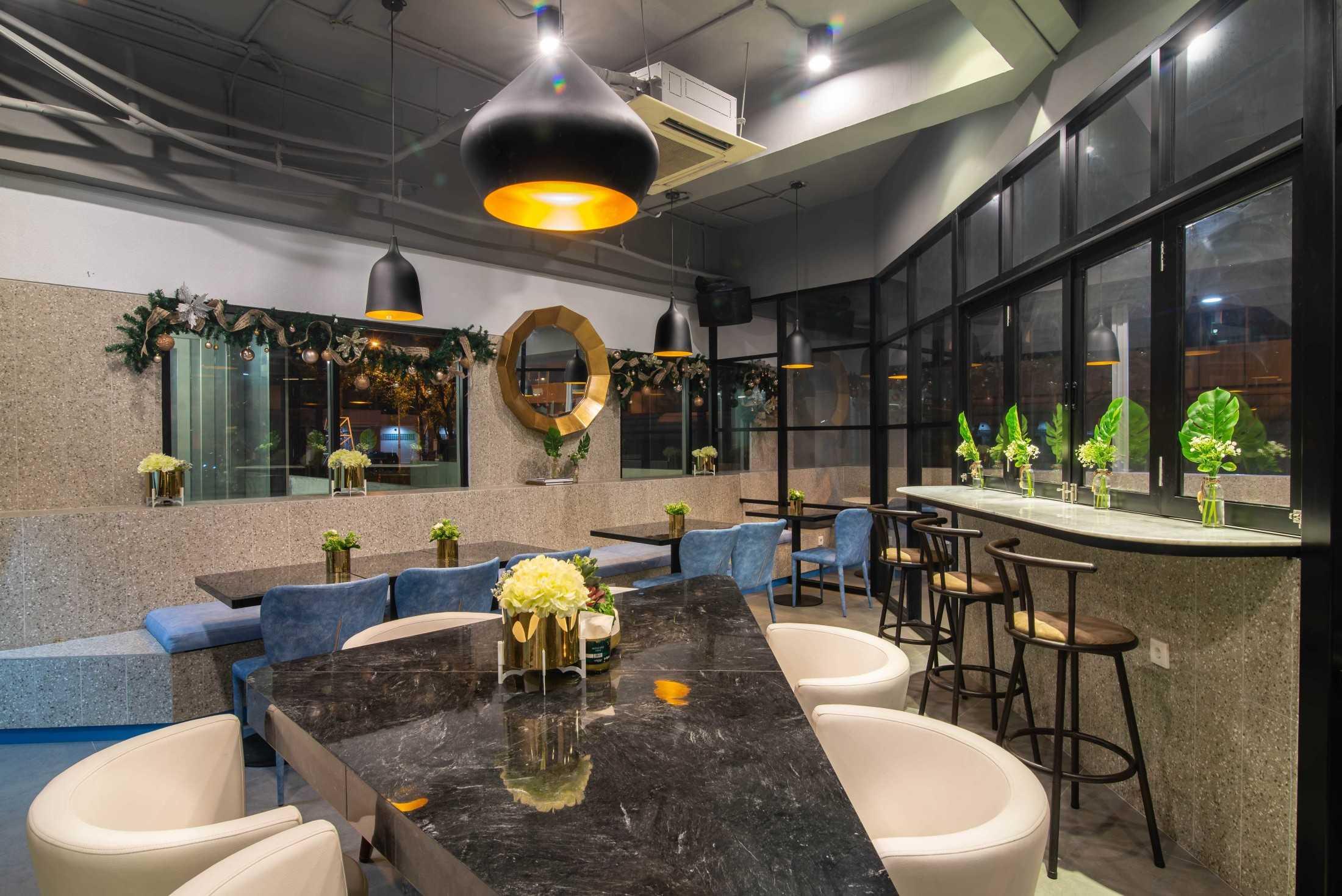Archid Design&build Auntie's Kitchen Sunter, Indonesia Sunter, Indonesia Archid-Design-Build-Aunties-Kitchen  87898