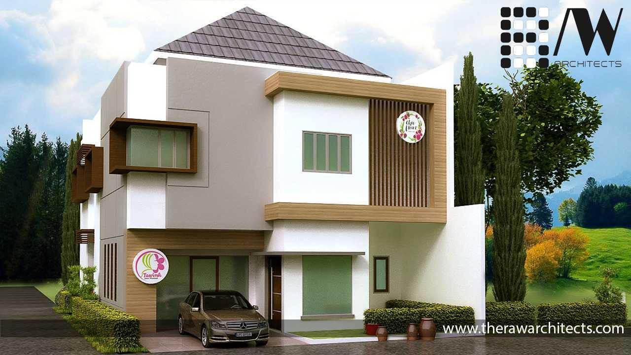 Jasa Arsitek RAW Architects di Bekasi