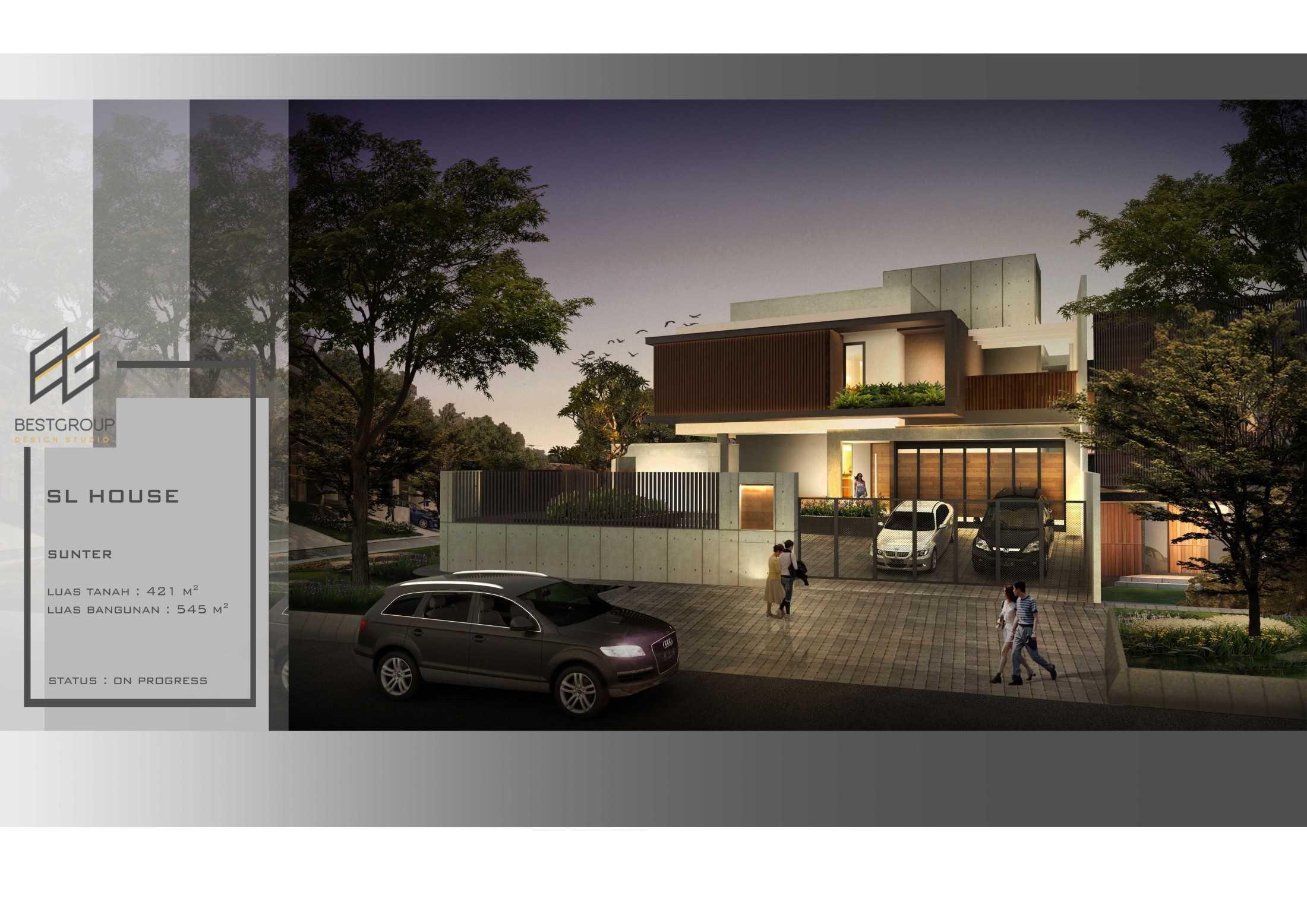 Best Group Design Studio Sl House Daerah Khusus Ibukota Jakarta, Indonesia Daerah Khusus Ibukota Jakarta, Indonesia Best-Group-Design-Studio-Sl-House  63836