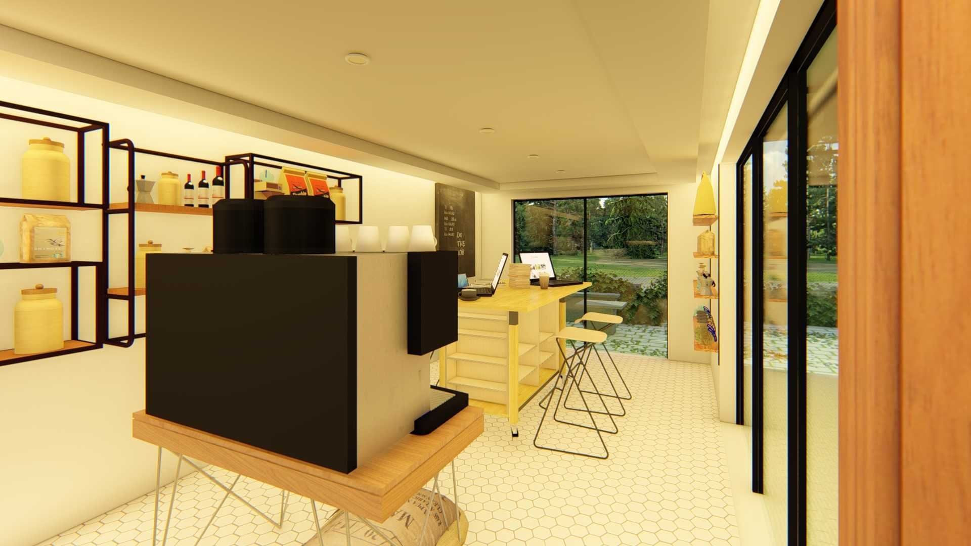 Jasa Design and Build Lare Studio di Sleman