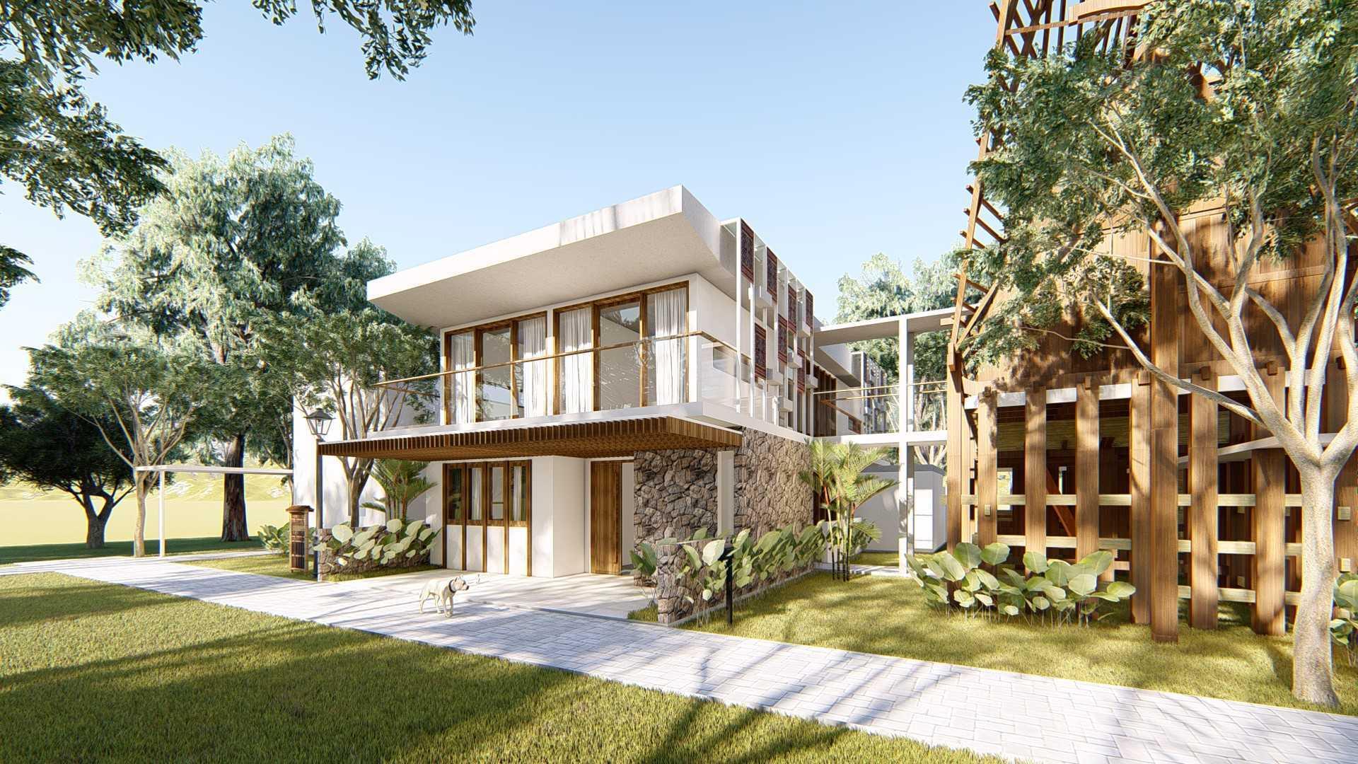 Jasa Arsitek guntur haryadi architecture studio di Sulawesi