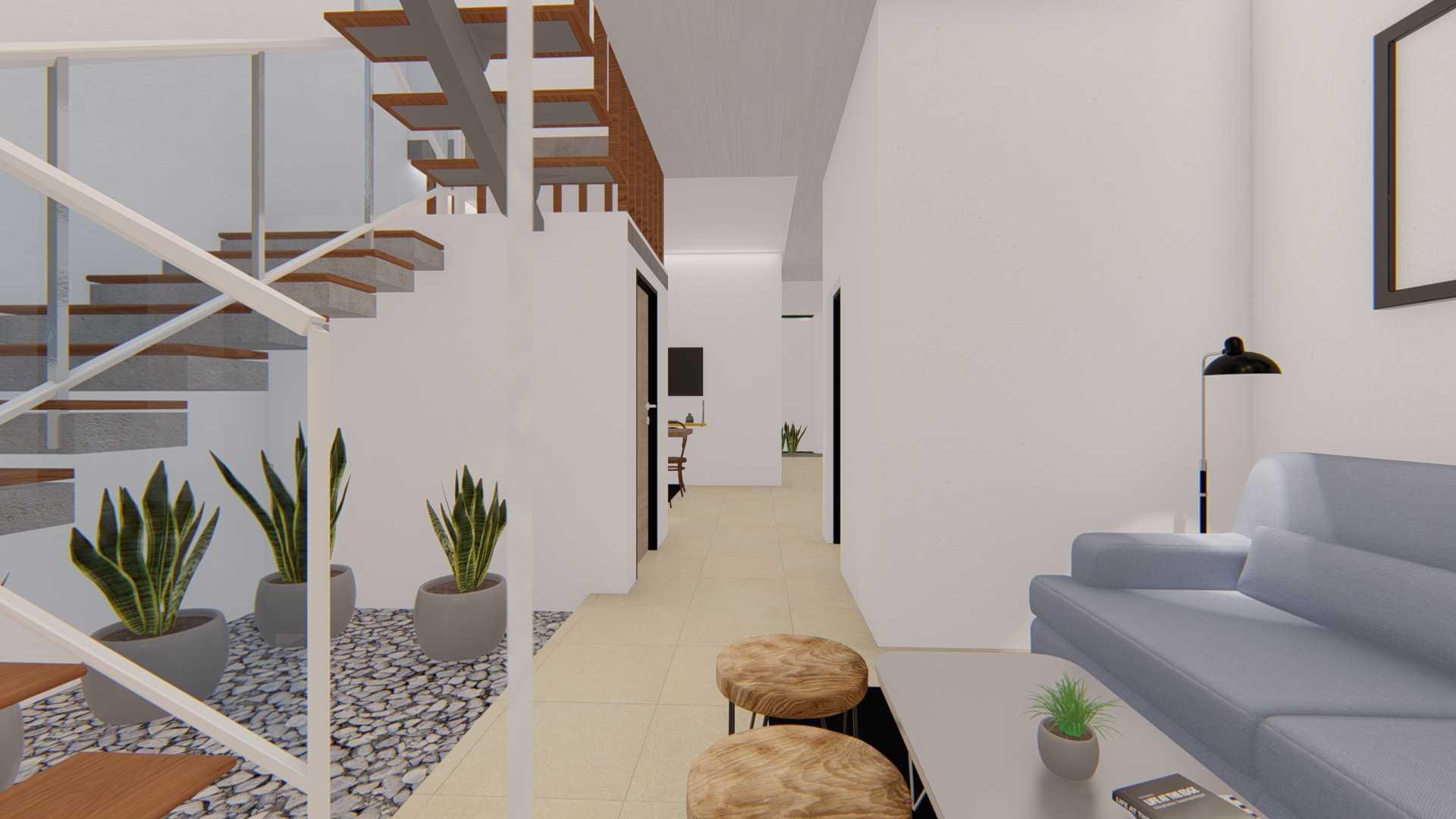 Suba-Arch Minimalist Modern Style House Kota Tgr. Sel., Kota Tangerang Selatan, Banten, Indonesia Kota Tgr. Sel., Kota Tangerang Selatan, Banten, Indonesia Suba-Arch-Minimalist-Modern-Style-House Minimalist 81020