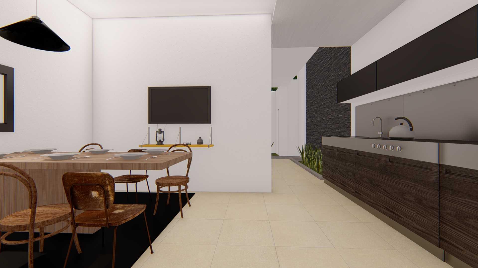 Suba-Arch Minimalist Modern Style House Kota Tgr. Sel., Kota Tangerang Selatan, Banten, Indonesia Kota Tgr. Sel., Kota Tangerang Selatan, Banten, Indonesia Suba-Arch-Minimalist-Modern-Style-House Minimalist 81022